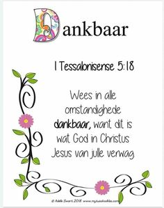 Bible Verse Memorization, Bible Verses, Afrikaans Quotes, I Am Grateful, Christianity, Affirmations, How To Memorize Things, Faith, God