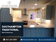 Southampton Traditional New Construction - Our carefully assembled team of sub-contractors, finish carpenters, and material suppliers are the most passionate and experienced workforce on Eastern Long Island, that works with true dedication to quality. Contact us by sending a message on whatsapp and we will contact you 631.287.0891 #alexim #aleximbuilders #bridgehampton #southampton #hampshire #hamptons #easthampton Hamptons New York, Hamptons House, Custom Home Builders, Custom Homes, Home Developers, New Home Construction, East Hampton, Southampton, Long Island
