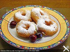Apfelringe nach Omas Rezept, ein raffiniertes Rezept aus der Kategorie Dessert. Bewertungen: 4. Durchschnitt: Ø 3,7.