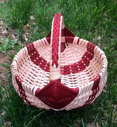Love this mellon basket
