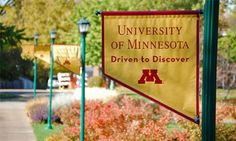 University of Minnesota conserving energy one parking area at a time #mnCERTs