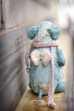 Мишки Тедди ручной работы. Ярмарка Мастеров - ручная работа про Слона,который.... Handmade.