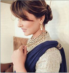 Pakistani Dresses, Indian Dresses, Heena Khan, Party Sarees, Hair Setting, Dress Sketches, Desi Clothes, Diva Fashion, Celebs