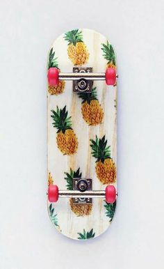 Pineapple skateboard, Scotch Collectables | Inspiration