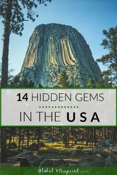 Best Hidden Vacation Spots in the US - US travel