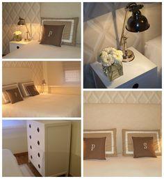 Bed Room - Neutral Colours  by Isabel Pires de Lima - Interior Designer