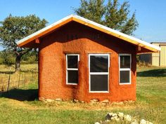 Tiny Cob Cottage