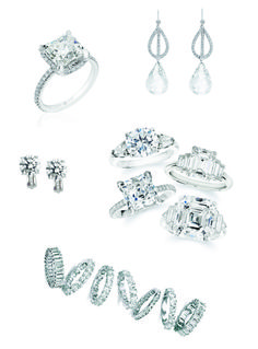 Ivanka Trump's Bridal Jewelry Line - made entirely of recycled platinum & gold, with sustainable diamonds. AWESOME!