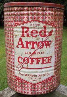 Red Arrow Brand Coffee