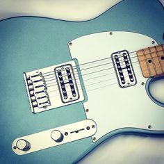 """""""#fender #filtertron #telecaster #guitarmaker #fendercustomshop #tele #fenderguitars #briansetzer #pickups #luthier"""""""