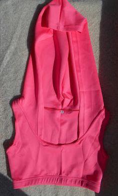 Top rosa