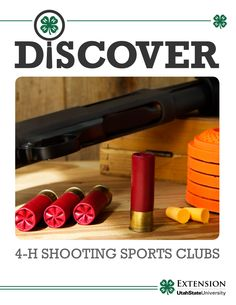 Discover 4-H Shooting Sports Club
