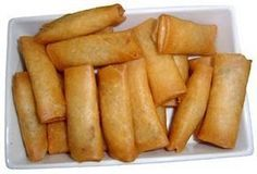 Recipes from Mauritius by Madeleine Philippe Filipino Recipes, Asian Recipes, Healthy Recipes, Filipino Food, Healthy Food, Spring Rolls, Cooking Time, Chinese Food, Carne