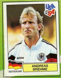 Andreas Brehme · Germany