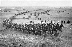North West Mounted Police. Americans massacring Canadian Indians led the Canadian Government to form the North West Mounted Police to prevent a Canadian version of the American Wild West, which often meant genocide against First Nations people who seemed to stand in the way of white man's progress.