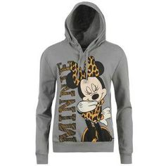 Character Character Over the Head Hoody Ladies - #Disney