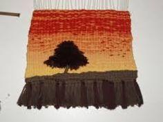Resultado de imagen para telares manuales tapices