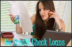 No Credit Check Loans are one of the beneficial options for the bad credit borrowers. It does not matter whether you have good credit or bad credit score, you can easily gain the benefit of these loans without any hassle. Apply Now! http://www.emergencyloansbadcredit.com/no-credit-check-loans.html