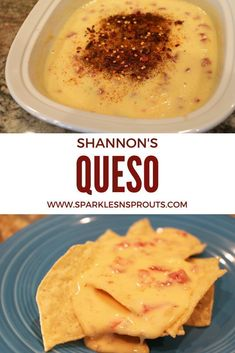 This rich, creamy and quick Queso is a perfect dip for this weekend!! . #queso #dip #partytime #cheese #tacotuesday #sparklesnsprouts
