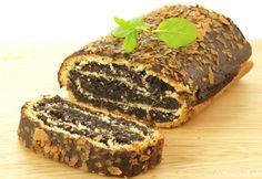 Maková plnka s perníkom Bread, Food, Brot, Essen, Baking, Meals, Breads, Buns, Yemek