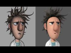 Sony Pictures Imageworks Facial Rigging Demo Reel - YouTube