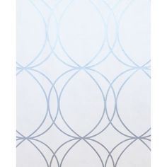 Shop Superfresco Easy Halo Circles Wallpaper in White/Silver at Lowe's Canada. Find our selection of wallpaper