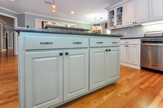 CCFF Kitchen Cabinet Finish II - Traditional - Kitchen - Atlanta - Creative Cabinets and Faux Finishes. LLC
