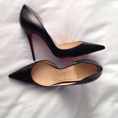Louboutins on Pinterest | Christian Louboutin, Christian and Red ...