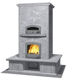 TTU 2700/51 - Tulikivi Soapstone Fireplace