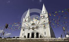 Catholic church - Celebrating the nativity of Saint John the Baptist and Saint Peter - June Festival