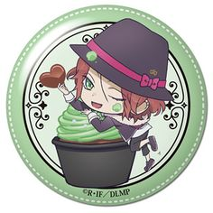 TV Animation [Diabolik Lovers: More, Blood] Dome Magnet 03 (Laito Sakamaki) (Anime Toy)