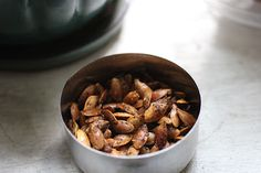 Masala Roasted Pumpkin Seeds | The ABCD's of Cooking