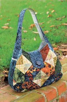 Batik Newport Bag