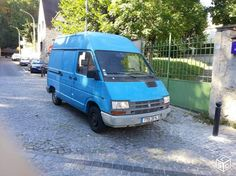 Renault trafic T 1100 D