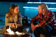 Thor and Jane Foster