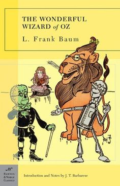 The Wonderful Wizard of Oz: L. Frank Baum.There's a new Wizard of Oz prequel movie coming out, so I decided that I should read all the Oz books. I've never actually read them! I loved it. I love the fairy tale style. I love the characters. Overall, great! Can't wait for the rest!