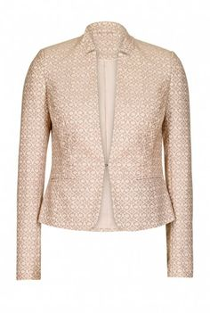Bonded Lace Jacket at Long Tall Sally, your number one fashion retailer for tall women's clothing and footwear #tallgirls #tallwomen #tallfashion