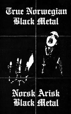 Darkthrone - true norwegian black metal