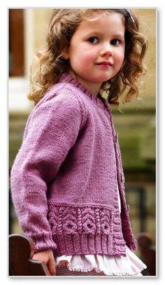 Вязание спицами детям девочками 88
