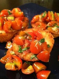 Balsamic Tomato Bruschetta recipe – All recipes Australia NZ