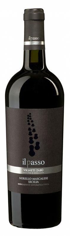 Il passo - Vigneti Zabù #winelabel