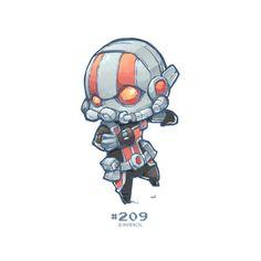 ArtStation - #209, Jr Pencil