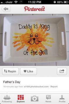 Happy Father's Day idea