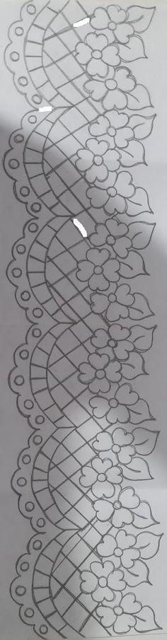 Pintura em Tecido Passo a Passo: Riscos para pintura em tecido