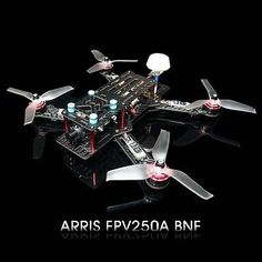 ﹩223.94. ARRIS FPV250 FPV 250 Mini RC Racing Drones Sport Carbon Fiber FPV Quadcopter 250    Binding - Toy, Weight - 0.85 pounds, Dimensions - L 9.6 x W 9.1 x H 5.3 inches, Label - Hobby-Wing, UPC - Not Applicable, ISBN - Not Applicable