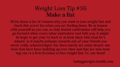motivational list tip