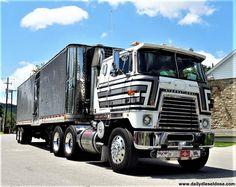 Millions of Semi Trucks Big Rig Trucks, Semi Trucks, Cool Trucks, Navistar International, International Harvester Truck, Truck Transport, Freight Truck, Cab Over, Heavy Truck