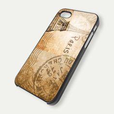 Vintage Paris 4/4s,5/5s/5c, Samsung Galaxy s3/s4 Case