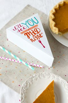 """I'll See You at Midnight"" Free Printable Thanksgiving Leftover Labels"