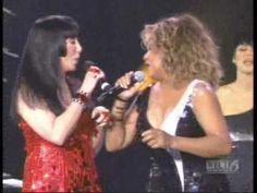 TINA TURNER and CHER -- Proud Mary - 2008